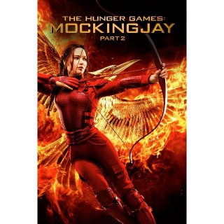 The Hunger Games: Mockingjay - Part 2 | HDX | VUDU