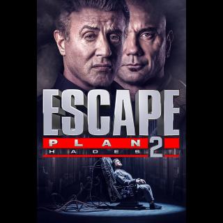 Escape Plan 2: Hades | HDX | VUDU
