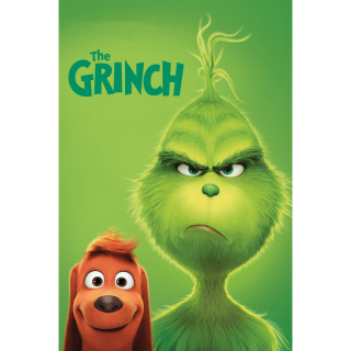 The Grinch | HDX | VUDU or HD iTunes via MA