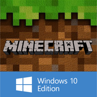 Minecraft: Windows 10 Edition Key/Code Global