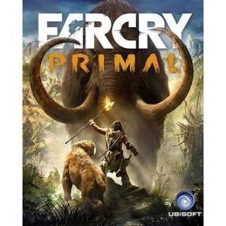 Far Cry Primal Uplay Key/Code