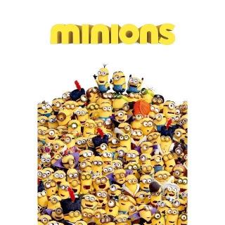 Minions | 4K/UHD | iTunes