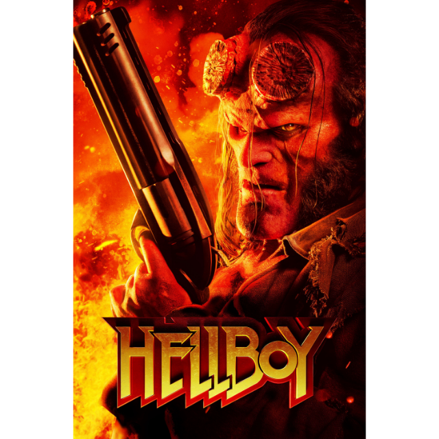 Hellboy 2019 | HDX | VUDU - Digital Movies - Gameflip