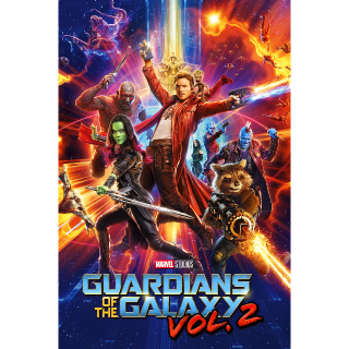 Guardians of the Galaxy Vol. 2 | HDX | MA or VUDU
