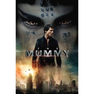 The Mummy | UHD/4K | UV VUDU