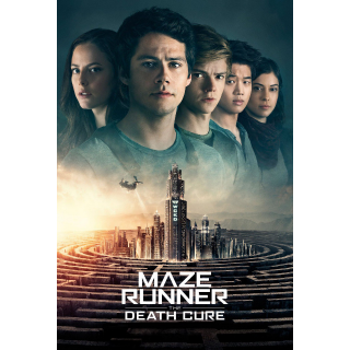 WATCH NOW Maze Runner: The Death Cure | HDX | UV or HD iTunes via MA