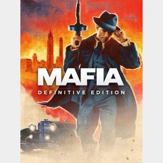 Mafia: Definitive Edition Steam Key/Code Global