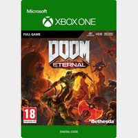 DOOM Eternal Xbox One 𝟰𝗞 𝗛𝗗𝗥 Key/Code USA