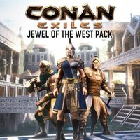 Conan Exiles - Jewel of the West Pack DLC Steam Key/Code Global
