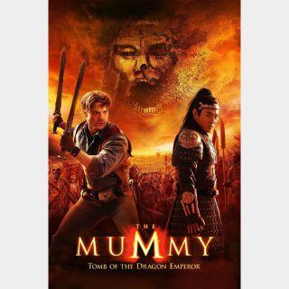 The Mummy: Tomb of the Dragon Emperor | HDX | VUDU