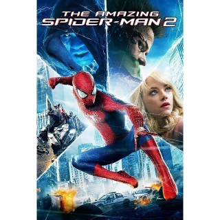 The Amazing Spider-Man 2 | SD | UV VUDU