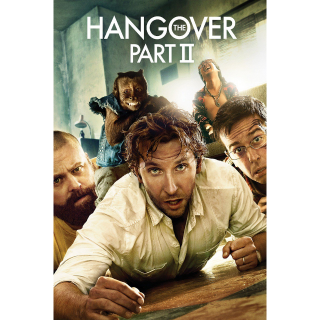 The Hangover Part II | HDX | UV VUDU
