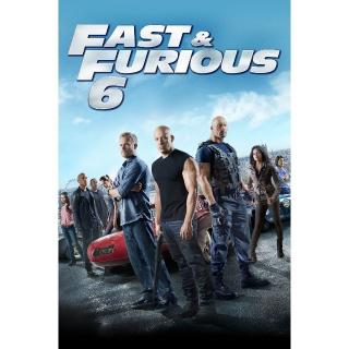Fast & Furious 6 Extended   HDX   VUDU