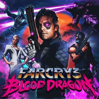 Far Cry 3 Blood Dragon Uplay Key/Code Global