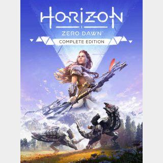 Horizon Zero Dawn Complete Edition Steam Key/Code Global