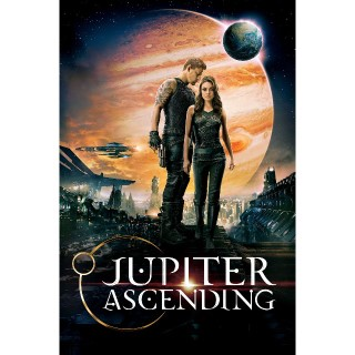 Jupiter Ascending | SD | UV VUDU