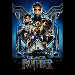 Black Panther | HDX | MA VUDU