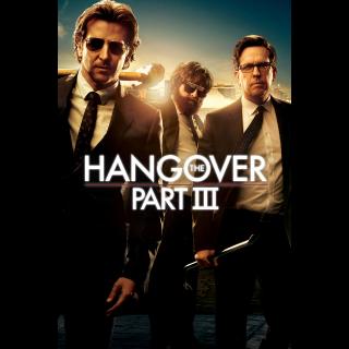 The Hangover Part III | HDX | VUDU