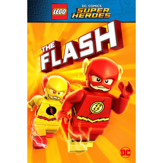 Lego DC Comics Super Heroes: The Flash | HD | MA / VUDU