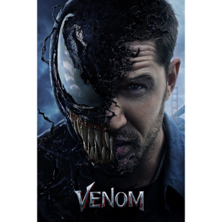 Venom   SD   VUDU or HD iTunes via MA