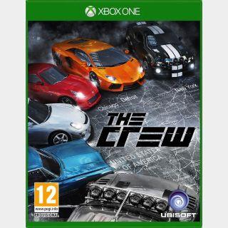 The Crew Xbox One Key/Code Global