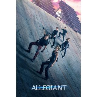 Allegiant | HDX | VUDU