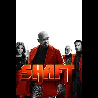 Shaft 2019 | HDX | VUDU or HD iTunes Via MA