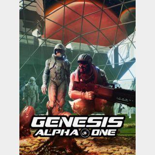 Genesis Alpha One Deluxe Edition Steam Key/Code Global