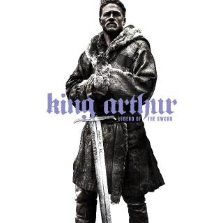 King Arthur: Legend of the Sword   HDX   UV VUDU