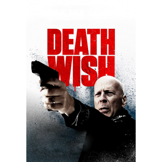 Death Wish | HDX | UV VUDU