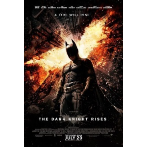 The Dark Knight Rises| HDX | UV VUDU