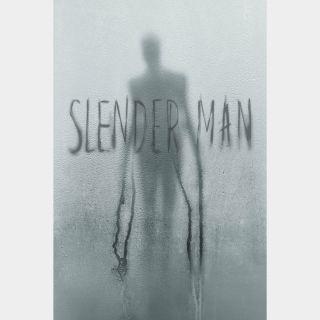 Slender Man | SD | UV VUDU or SD iTunes via MA