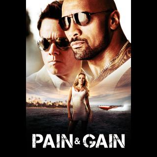 Pain & Gain | HDX | VUDU
