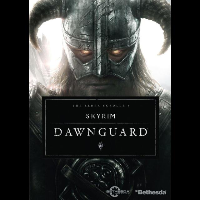 The Elder Scrolls V: Skyrim Dawnguard DLC Steam Key/Code Global