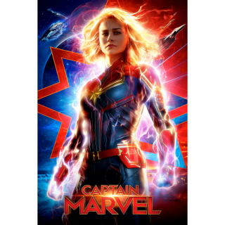 Captain Marvel | HDX | MA