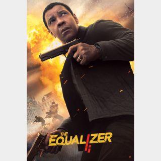 The Equalizer 2 | SD | UV VUDU or SD iTunes via MA