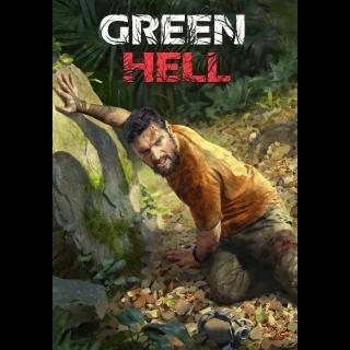 Green Hell Steam Key/Code Global