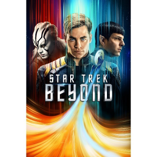 Star Trek Beyond | HDX | VUDU