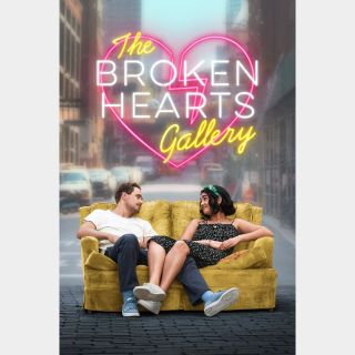 The Broken Hearts Gallery   HDX   VUDU