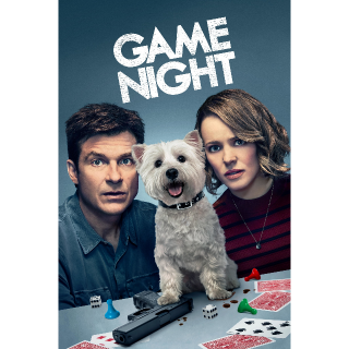 Game Night | HDX | UV VUDU