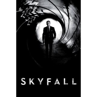 Skyfall 007   HDX   VUDU