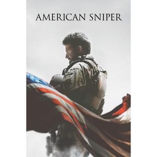 American Sniper | SD | UV VUDU
