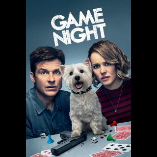 Game Night | HDX | VUDU