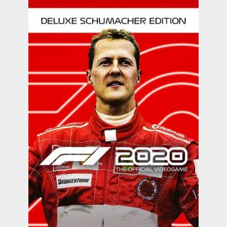 F1 2020: Deluxe Schumacher Edition Steam Key/Code Global