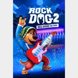 Rock Dog 2: Rock Around the Park | HDX | VUDU