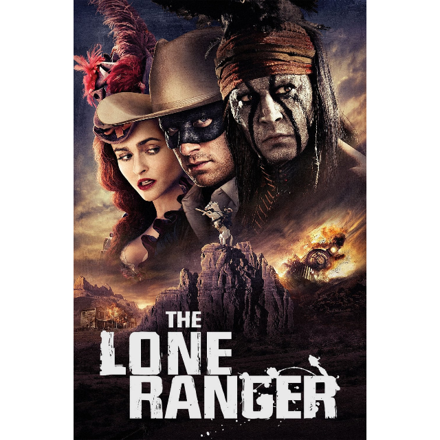 The Lone Ranger | HD | Google Play
