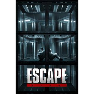 Escape Plan | HDX | UV VUDU
