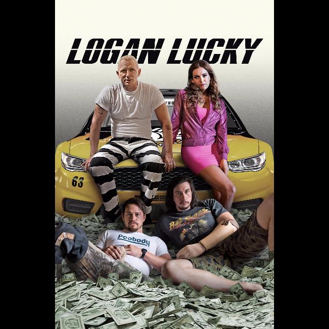 Logan Lucky | HDX | UV VUDU