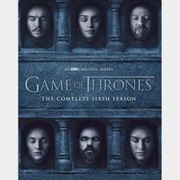 Game of Thrones Season 6 | HD | iTunes