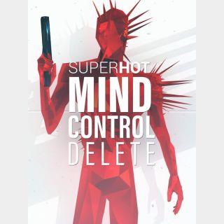 SUPERHOT: MIND CONTROL DELETE Steam Key/Code Global